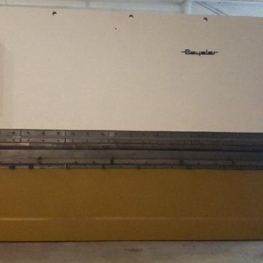 BEYELER 150T-4m-3Ejes